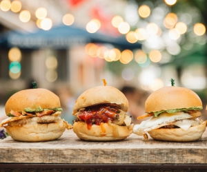Get ready for National Burger Day with b.good