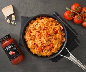 Riserva, a new line of delicious pasta sauces, is bringing an authentic restaurant-quality experience to your kitchen so you can dine out at home.