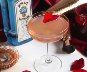Make This: Bombay Sapphire's Buy Me Flowers