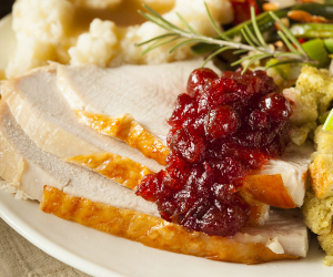 Toronto restaurants Thanksgiving dinner