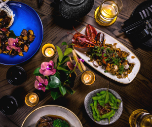 DASHA is Akira Back's new modern Chinese restaurant on King Street West
