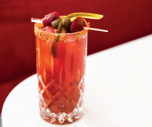 Caesar drink recipe