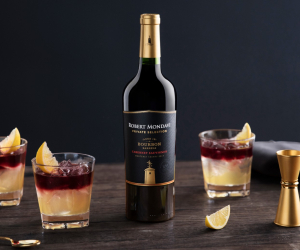 Robert Mondavi Private Selection | Make this sophisticated wine cocktail