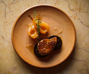 Ethical foie gras | a dish at Bar Isabel