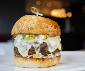 Best veggie burgers in Toronto