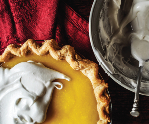 Toni Tipton-Martin's recipe for lemon meringue pie