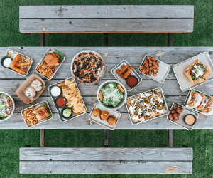 Toronto restaurants picnics to-go | A summer picnic
