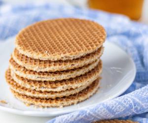 International snacks | Dutch Stroopwaffel