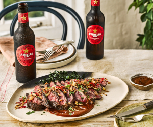 Estrella Damm Culinary Journey | Steak Bavette