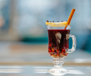 Danish Glogg mulled wine recipe from The Drake Hotel in Toronto