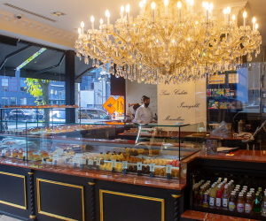 Toronto's French Bakery Marvelous by Fred | Bakers preparing pastries