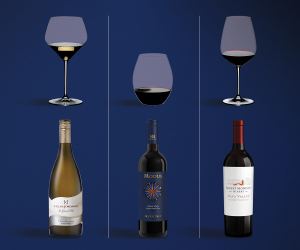 Luxury Principle Fine Wines for the holidays | Wines paired with the right Riedel glass