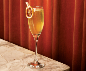 The French 75 cocktail | history and recipes