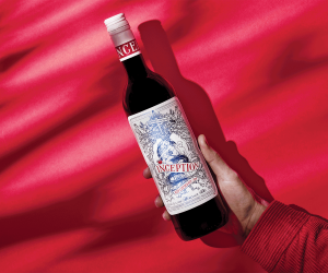 Inception Deep Layered Red, South African wine available at the LCBO