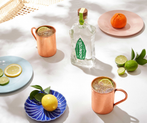 Cinco de Mayo cocktails | Hornitos tequila Mexican Mule