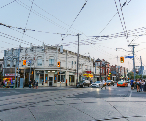 Trinity Bellwoods neighbourhood guide | The corner of Ossington and Dundas