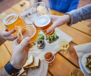 Celebrating International Beer Day with American craft beer
