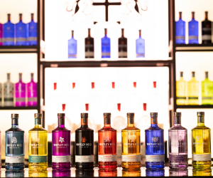 Whitley Neill's range of flavoured gin and cocktail recipes to match