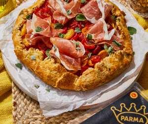 Make these Prosciutto di Parma appetizers
