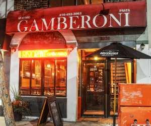 Estrella Damm Culinary Journey   The exterior of Gamberoni Restaurant