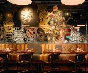 Estrella Damm Culinary Journey   Inside Mira Restaurant