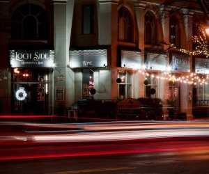Estrella Damm Culinary Journey   Outside Loch Side Bar & Lounge