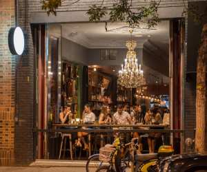 Estrella Damm Culinary Journey   Outside The Good Son, Queen West