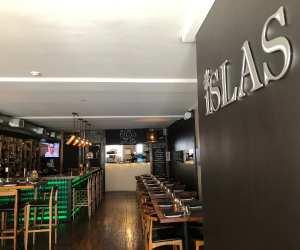Estrella Damm Culinary Journey   Outside Islas Filipino BBQ & Bar